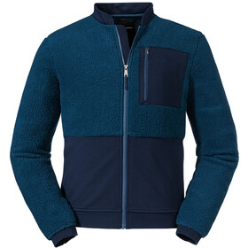 Schöffel Stavanger Fleece Jacket Men, moonlit ocean